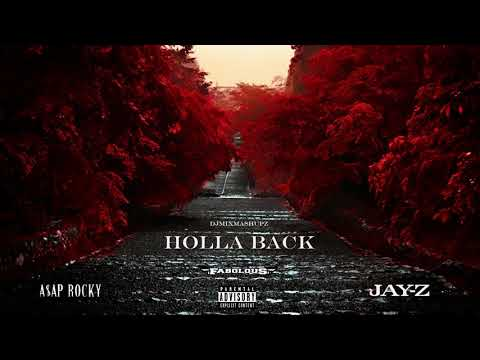 Fabolous - Holla Back (Feat. A$AP Rocky & JAY Z)