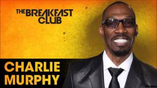 Charlie Murphy Interview at The Breakfast Club Power 105.1 (04/22/2016)