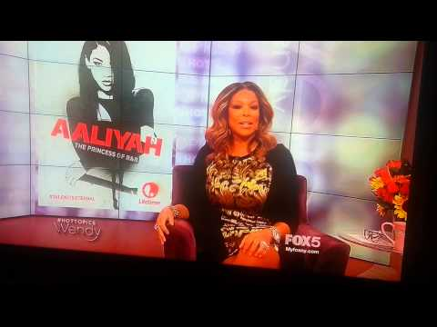 Wendy Williams responds to Aaliyah movie Critics