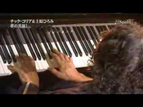 Thumbnail of video Chick Corea & Hiromi Uehara - Spain