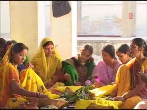 chhath puja bhojpuri song