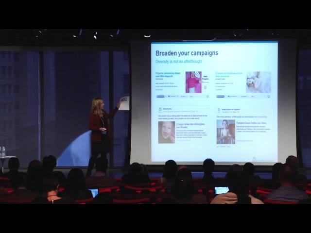 Mobile Marketing to Millennial Moms - Dina Freeman, Baby Center