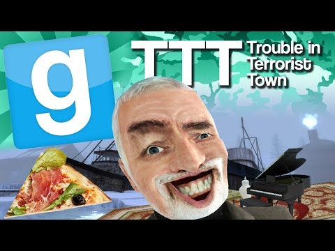 Gmod Ttt - Finest Italian Porno (garry's Mod Trouble In Terrorist Town) video