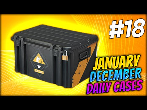 OPENING EXPENSIVE CASES SPECIAL ★ DECEMBER DAILY CASES DAY 18 - CS:G...