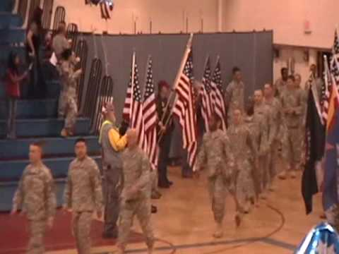 A Real American Welcome Home For Our Soldiers! Music Videos