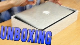 Unboxing: MacBooks Air e Pro Retina. O que vocs querem saber?