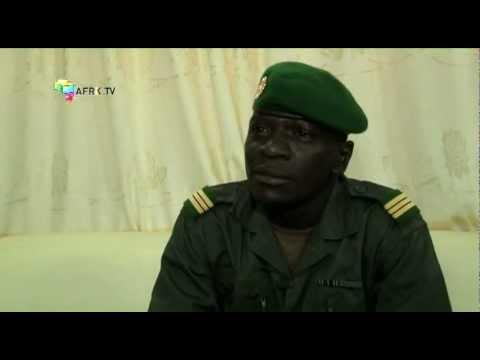 MALI: interview d'Amadou Haya SANOGO