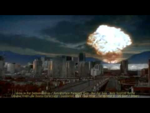 Movie nuclear attack