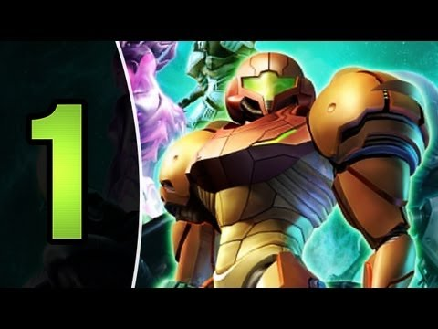 Metroid Prime 3: Corruption - Episode 1: G.F.S. Olympeus Pt. 1