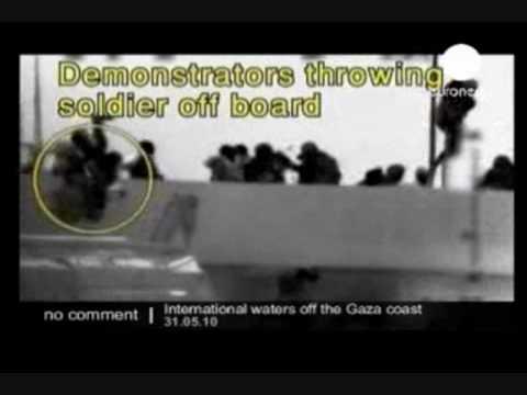 FREE FIGHT GAZA IN LOVE BOAT.wmv