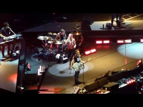 Depeche Mode Prague 10.02.2014 Never let me down again