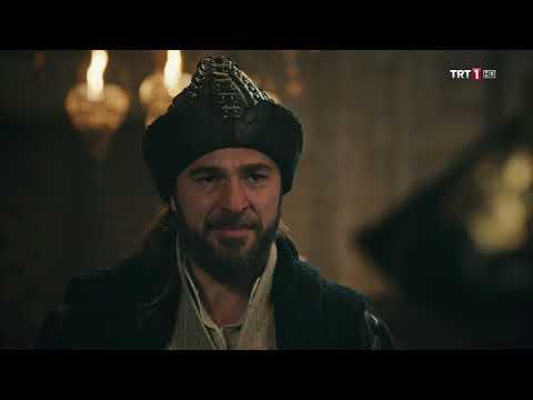 Diriliş Ertuğrul 107.Bölüm Eğer oglum olsaydın tereddüt etmez seni Sultan tayin ederdim.