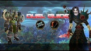 [Duel Guide] Hunter Vs. Shadow Priest - Methods & Tactics