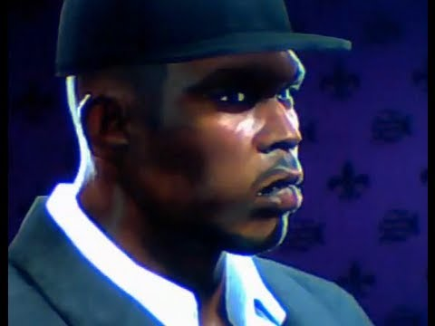 50 CENT - Saints Row The Third - marcusgarlick