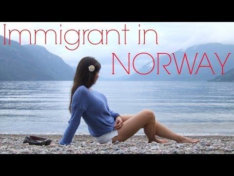 Иммиграция в Норвегию. История моей жизни за границей. Виды Норвегии.