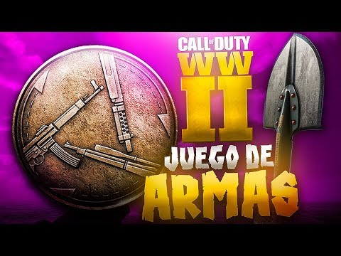 JUEGO DE ARMAS EN CALL OF DUTY: WW2