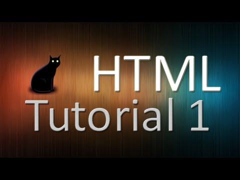 1- Tutorial HTML: Inserire titolo e testo
