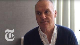 Michael Keaton Discusses 'Spotlight' | The New York Times