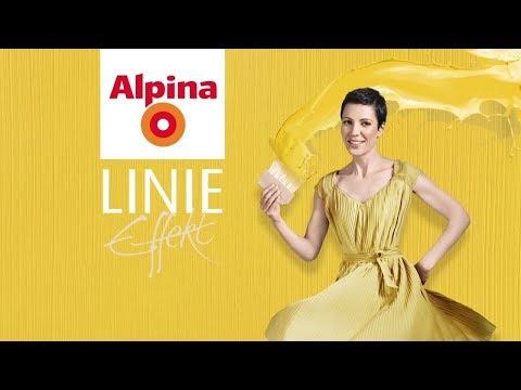 Alpina wandfarbe silber