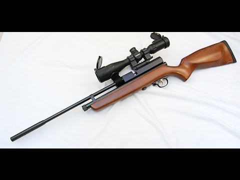 SCARY Powerful Rifle For the Bucks - QB78 Repeater .22 Cal Co2 Air Rifle. The Beast!