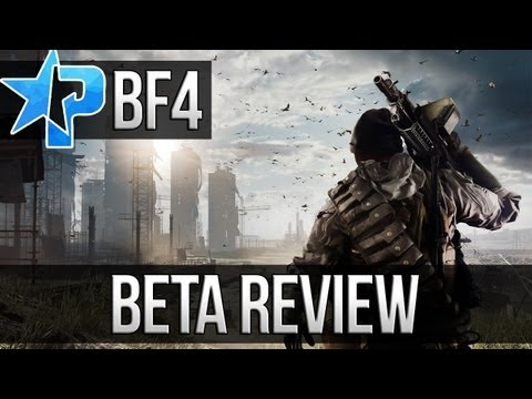 BATTLEFIELD 4 BETA REVIEW & FIRST IMPRESSION (BF4 Gameplay)