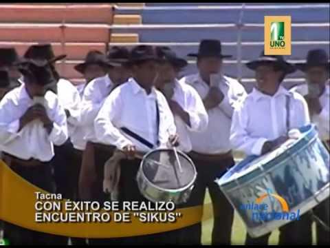 Tacna: Con éxito se realizó encuentro de zampoñas chilenas, bolivianas y peruanas