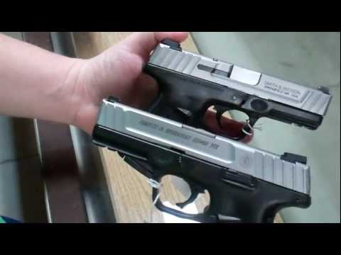 Smith & Wesson SD9VE & SD40VE Review @ Trigger Happy