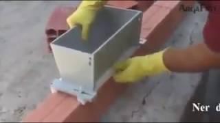 el mejor invento para los albañiles