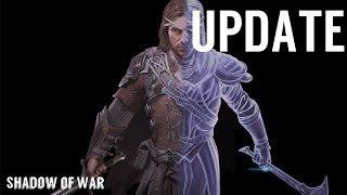 Shadow of War News and Update Talk