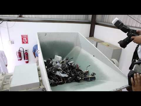 3.5 Million fake goods seized in Dubai