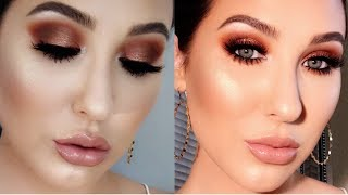 Hot Fire Smokey Eye Feat. The Jaclyn Hill Palette  | Jaclyn Hill