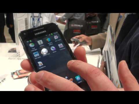 Samsung Galaxy S Advance - Mobile World Congress 2012