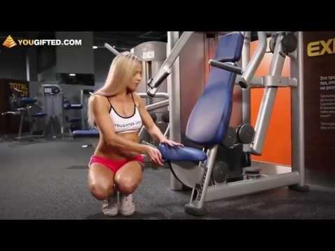 Красивые девушки. Женский фитнес-2014 (HD)