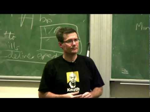 33b: Graph Algorithms and Skepticism - Richard Buckland, UNSW