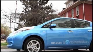 Nissan LEAF drive electric tour: Franklin, TN