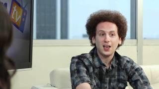 Josh Sussman Talks Glee & Super Bowl Commercial