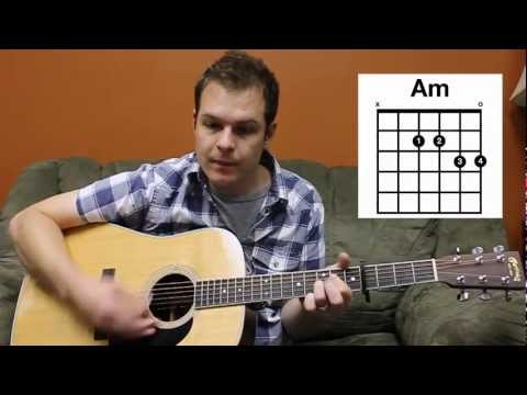 One Thing Remains - Tutorial (Jesus Culture Chris Quilala)