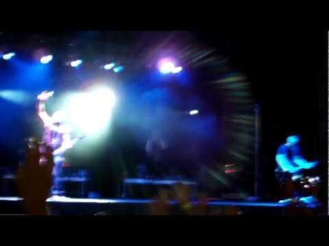 Skillet - 09 - Savior/Ben's Guitar Solo Live Spirit West Coast Del Mar 2010