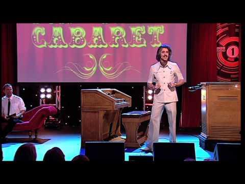 Barry Morgan and His Organ - Fun and Filth 2012: Day 4