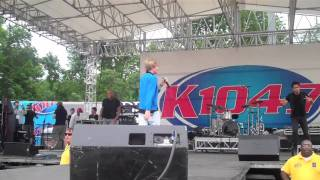 "M Exclusive: Cody Simpson ""All Day"" Live at KFEST"