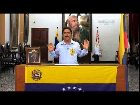 MADURO Y EL AUDIO DE MARIO 'HUMOR'