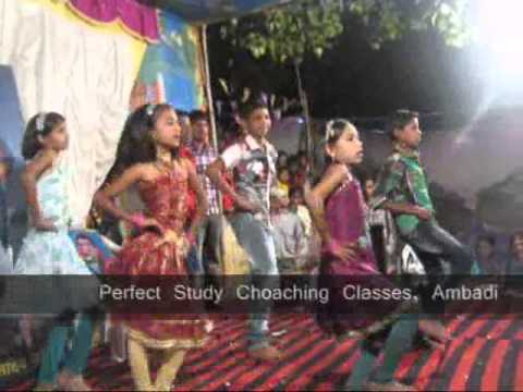 Chanda Sitare Bindiya Tumhari - Perfect Study Choching Ambadi video