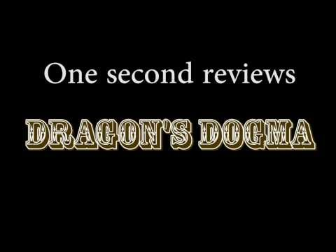 One Second Reviews: Dragon's Dogma
