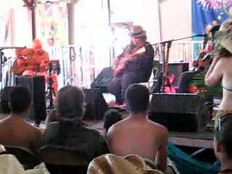Papa Mali, Tony Furtado and Eric McFadden - High Sierra 2007