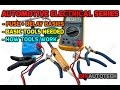 Electrical Series Tools Theory Of Auto Electrical Diagnosis And Repair mp3