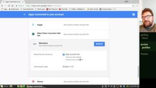 How to recover from the Google Doc Email Phishing Scam