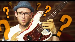 Why do the session legends all use P basses? Here's why.