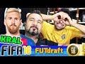KRALSIN MESSI!  | FIFA 18 FUT DRAFT-FUTMAS