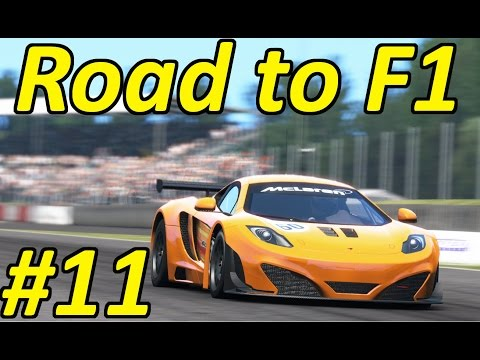 Project CARS Career Mode Part 11: I CANT SEE (Road to F1)