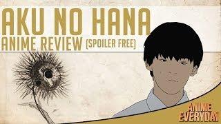 Aku No Hana Anime Review - AnimeEveryday Anime Reviews